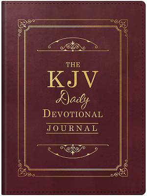 Picture of The KJV Daily Devotional Journal