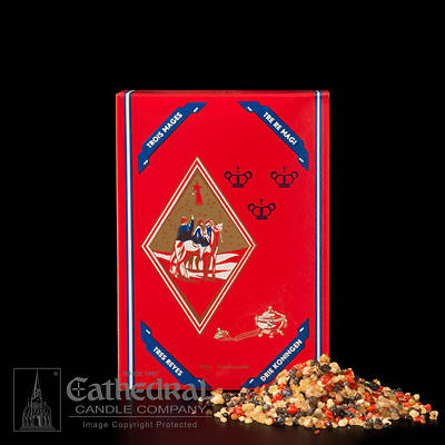 Picture of Cathedral Three Kings #3 Blend Incense