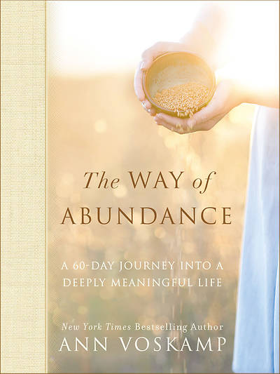 Picture of The Way of Abundance: A 60-Day Journey Into a Deeply Meaningful Life