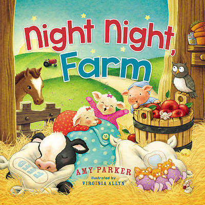 Picture of Night Night, Farm