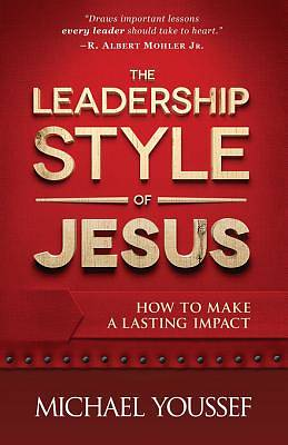 The Leadership Style of Jesus [ePub Ebook]