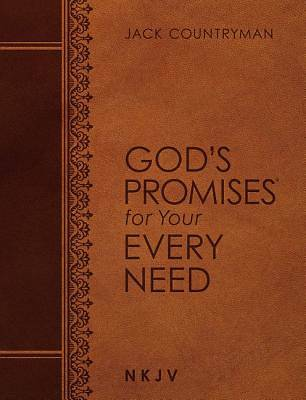 Picture of God's Promises for Your Every Need NKJV (Large Text Leathersoft)