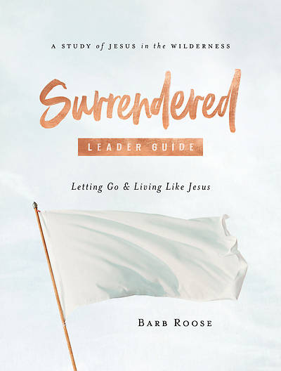 Picture of Surrendered - Women's Bible Study Leader Guide - eBook [ePub]