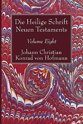 Picture of Die Heilige Schrift Neuen Testaments, Volume Eight