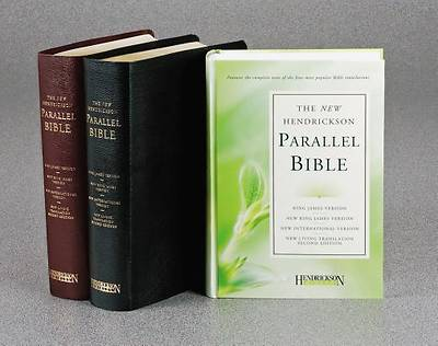 The New Hendrickson Parallel Bible