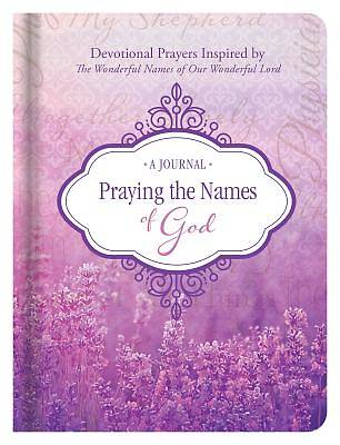 Picture of Praying the Names of God Journal