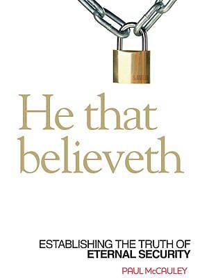 Picture of He That Believeth