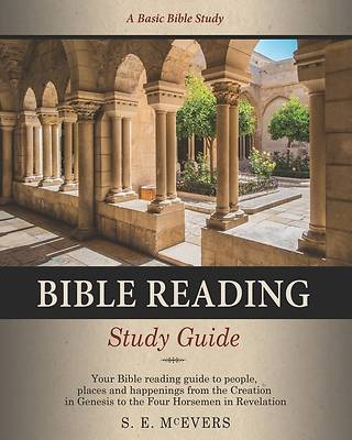 Picture of Bible Reading Study Guide