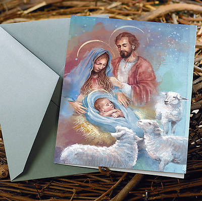 Faith, Love, Peace Christmas Boxed Cards