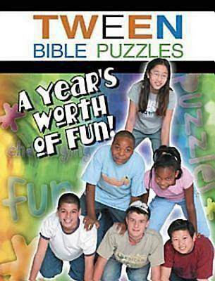 Picture of Tween Bible Puzzles