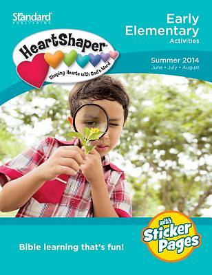 Standard HeartShaper Early Elementary Student Summer 2014