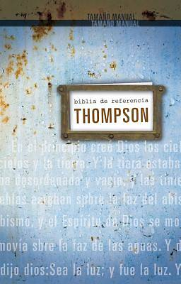 Picture of Biblia de Referencia Thompson-RV 1960-Personal Size