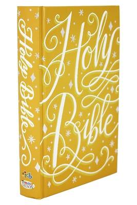 Picture of ICB Princess Sparkle Bible, Golden Rose