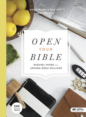 Picture of Open Your Bible