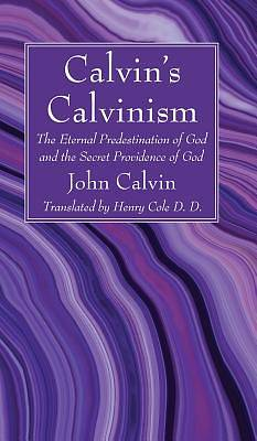 Picture of Calvin's Calvinism