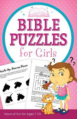 Bible Puzzles for Girls