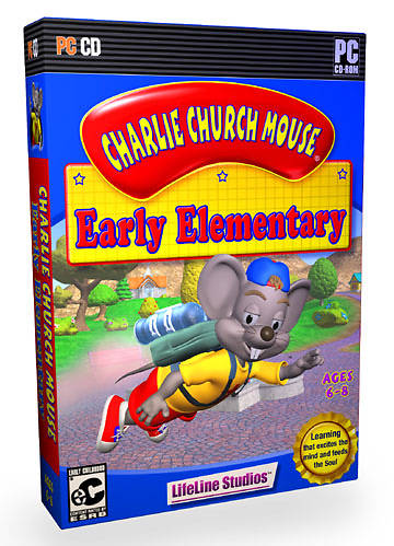Picture of Charlie CH Mouse Vol 2 Elementary CD