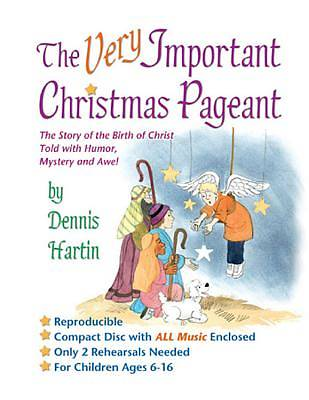 The Very Important Christmas Pageant