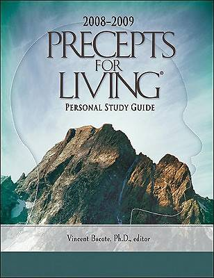 Precepts for Living Personal Study Guide 2008-09
