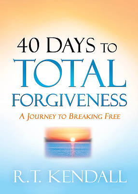 Picture of 40 Days to Total Forgiveness