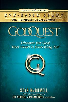 Godquest DVD-Based Study for Teens