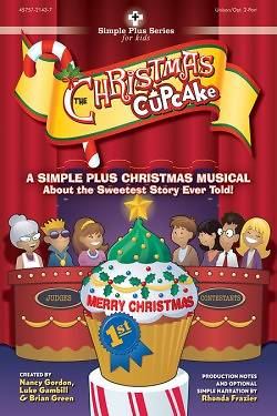 The Christmas Cupcake CD Preview Pack