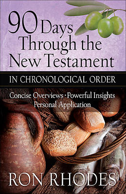 Picture of 90 Days Through the New Testament in Chronological Order