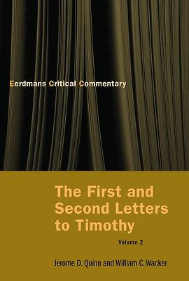 Picture of The First and Second Letters to Timothy Vol 2