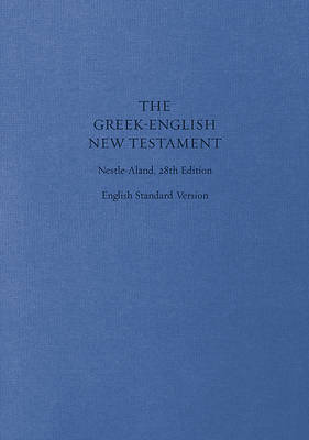 The Greek English New Testament