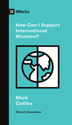 Picture of How Can I Support International Missions?