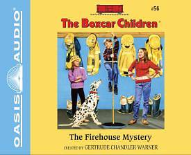 The Firehouse Mystery (Library Edition)