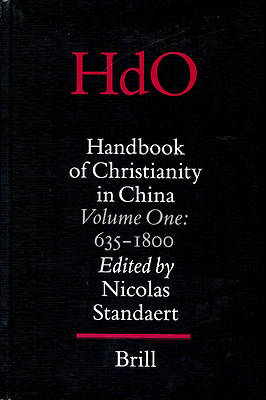Picture of Handbook of Christianity in China