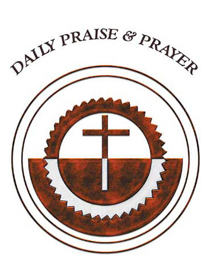 Daily Praise and Prayer [Adobe Ebook]