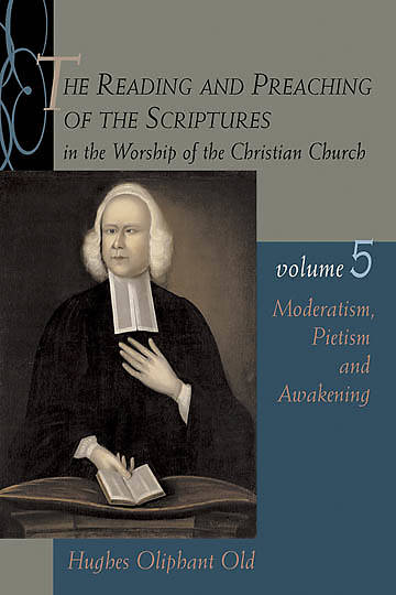 Picture of The Reading and Preaching of the Scriptures in the Worship of the Christian Church, Volume 5