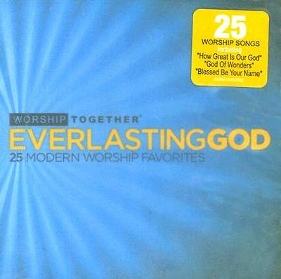 Everlasting God; 25 Modern Worship Favorites