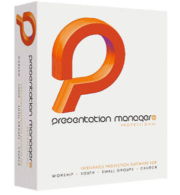 Picture of Presentation Manager Professional
