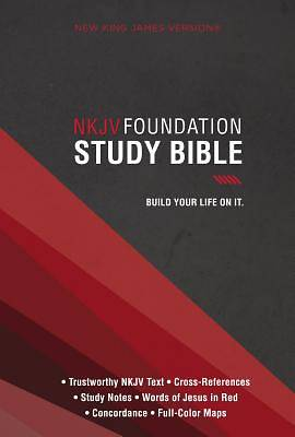Picture of Foundation Study Bible, NKJV