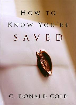 How to Know Youre Saved [ePub Ebook]