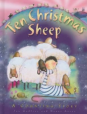 Ten Christmas Sheep