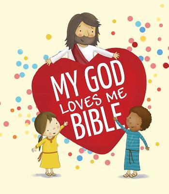Picture of My God Loves Me Bible