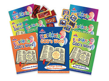 Pioneer Clubs Exploring Gods Word Starter Kit