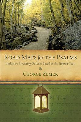 Picture of Road Maps for the Psalms