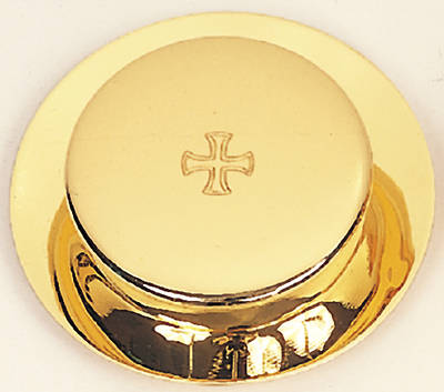 Picture of Koleys K548 25 Host Cap 24K Gold Plated
