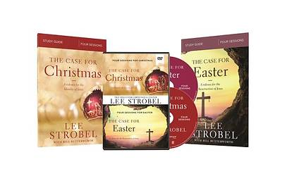 Picture of The Case for Christmas/The Case for Easter Study Guides with DVD