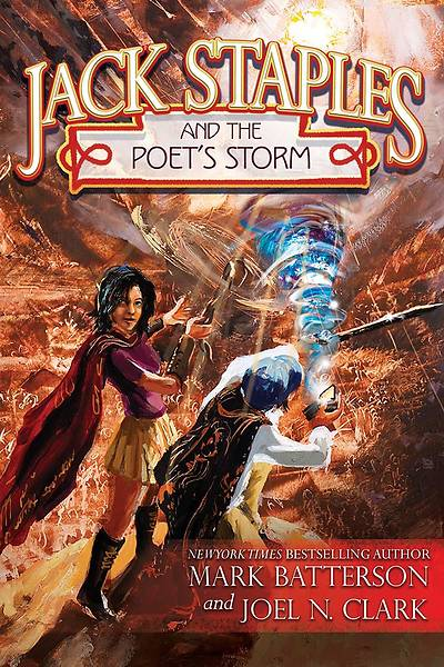 Picture of Jack Staples and the Poet's Storm