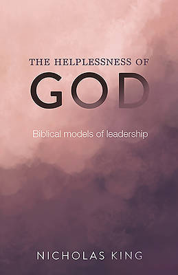 Picture of The Helplessness of God