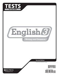 English 3 Tests 2nd Edition
