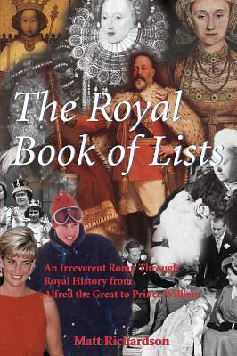 The Royal Book of Lists [Adobe Ebook]