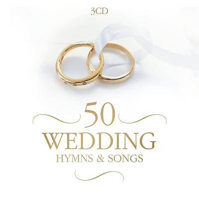 Picture of 50 Wedding Hymns & Songs