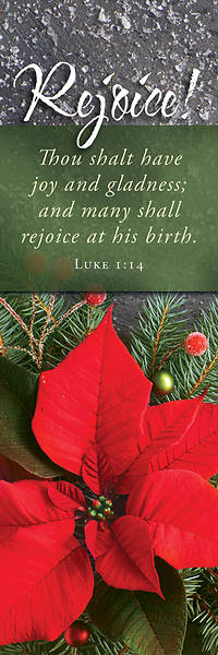 Picture of Rejoice! Christmas Bookmark